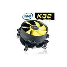 Akasa K32 K32 Intel Lga 775/1155/1156 Performans - 1