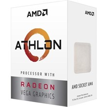 Amd Athlon 3000G Am4 3.5Ghz Yd3000C6Fhbox - 1