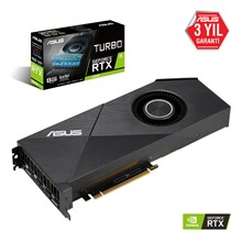 Asus Geforce Rtx 2070 8Gb Turbo Evo Ddr6 256B - 1