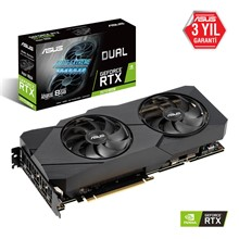 Asus Geforce Rtx 2070S 8Gb A8G Dual Evo Ddr6 256B - 1