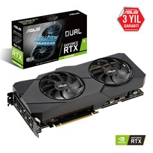 Asus Geforce Rtx 2080S 8Gb Dual Evo V2 Ddr6 256Bit - 1