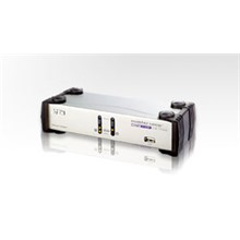 Aten-Cs1742 2 Port Usb Dual View Kvmp™ (Keyboard/Video Monitor/Mouse) Periferi Switch - 1