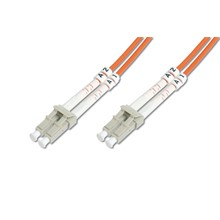 Bc-Fo-5Lclc-40 Beek Lc-Lc Fiber Optik Patch Kablo, 40 Metre, Multimode, Duplex, 50/125, 3.0Mm, Om 2, Lszh - 1
