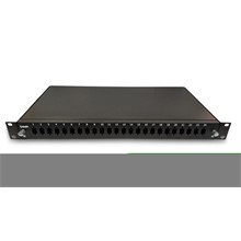 Bn-19Fp24Lcd Beek Rack Tipi Fiber Optik Patch Panel, 24 X Duplex Lc - 1