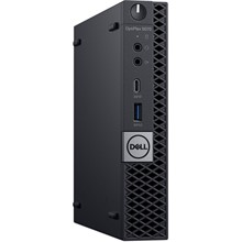 Dell Optiplex 5070Mff İ7 9700-8Gb-256Ssd-Dos - 1