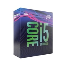 Intel Coffee Lake İ5 9600K 3.7Ghz 1151 9M Fansız - 1