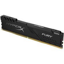 Kingston 8Gb Hyperx Fury D4 2400M Hx424C15Fb3/8 - 1