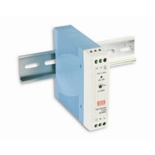 Sa-Mdr-020-24 Ac-Dc Industrial Dın Rail Power Supply; Output 24Vdc At 1A; Plastic Case - 1